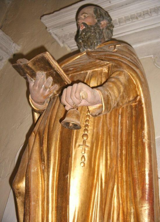 St Antoine à La Roque sur Pernes